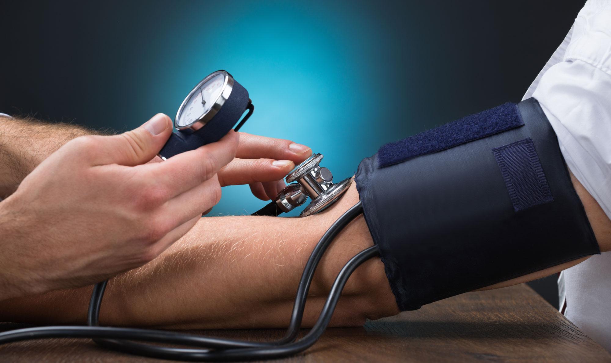 Povišeni krvni tlak (hipertenzija) kod sportaša