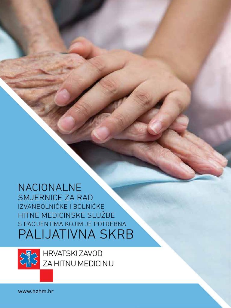 pružanje hitne medicinske skrbi za hipertenziju