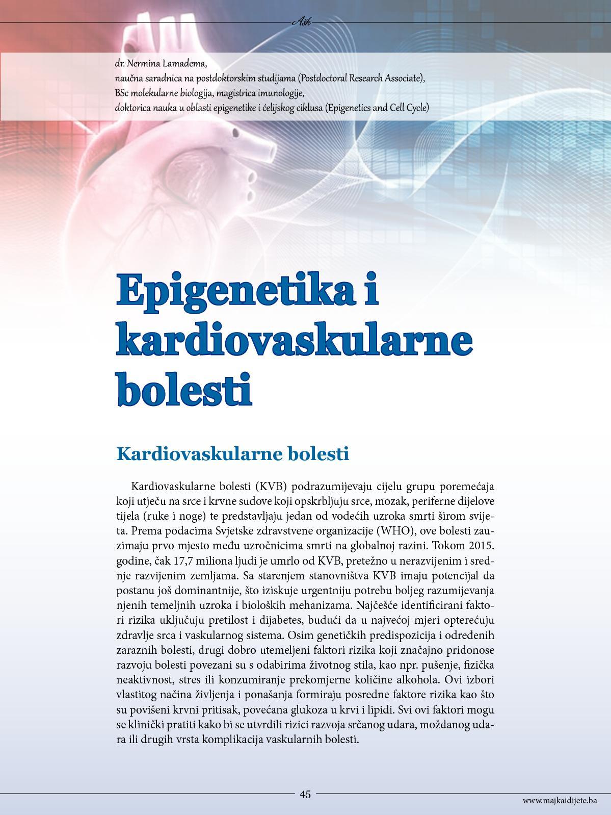 što je kardio vaskularne hipertenzija)