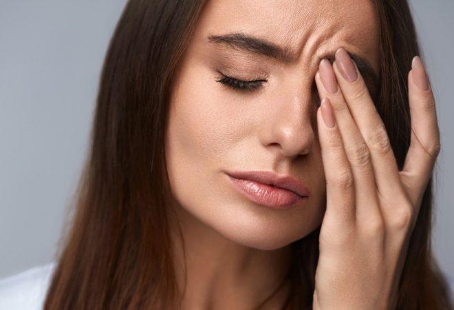 što se događa s očima u hipertenzije