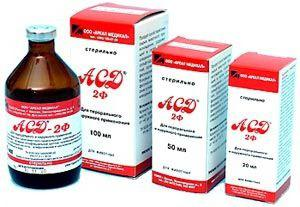 Kako uzeti Aspid 2 za prevenciju prijamnih režima
