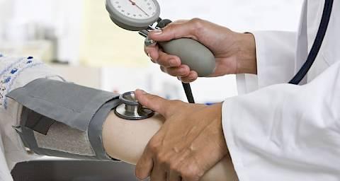 povijest bolesti sekundarne hipertenzije