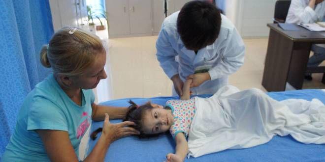 hipertenzija s cerebralnom paralizom