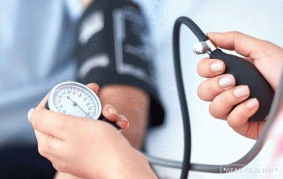 hipertenzija i bolest bubrega liječenje