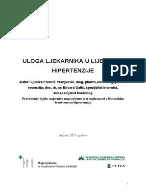 referentni lijekovi za hipertenziju)