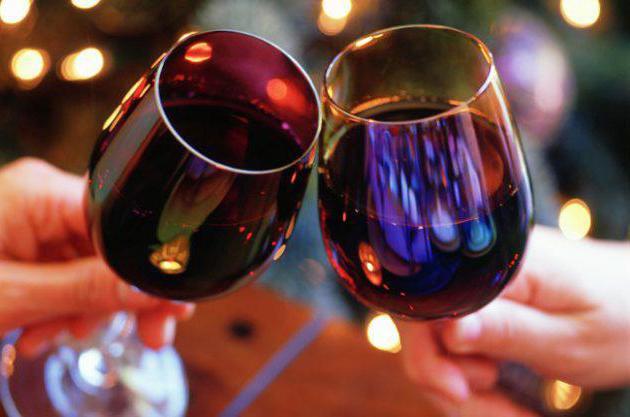 šteta vino s hipertenzijom)