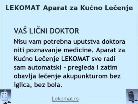 postupak za liječenje hipertenzije bez droge.)