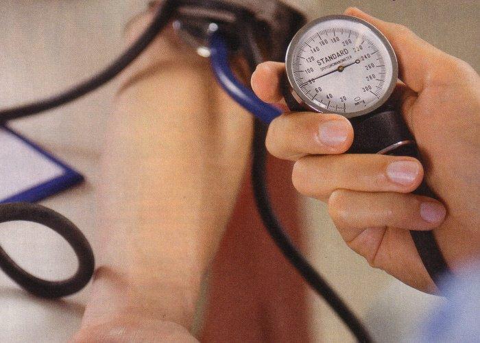hipertenzija putovanje