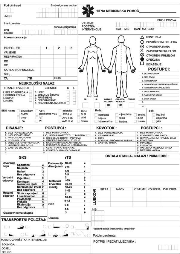masaža vrata i ovratnikom zone s hipertenzijom