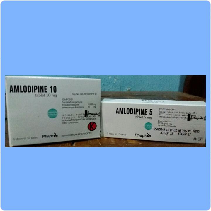 hipertenzija amlodipin