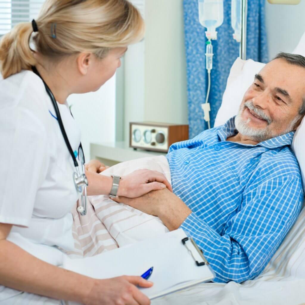 bolničar briga za hipertenziju