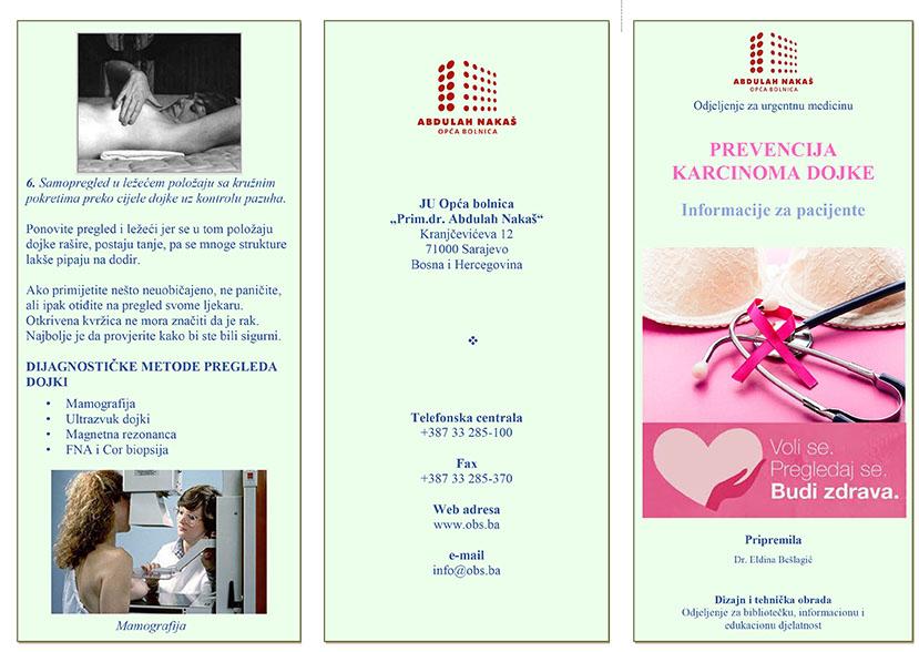 rak dojke i hipertenzije)