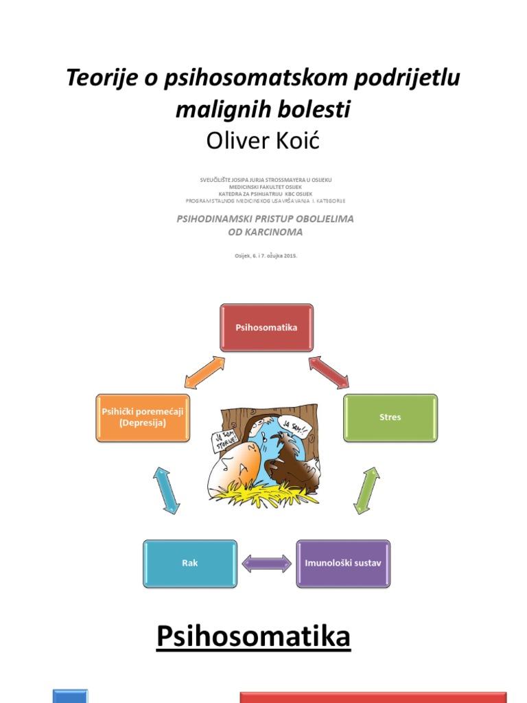 bolesti psihosomatske hipertenzija)