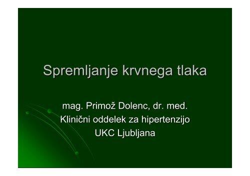 hipertenzija ciljni organi)