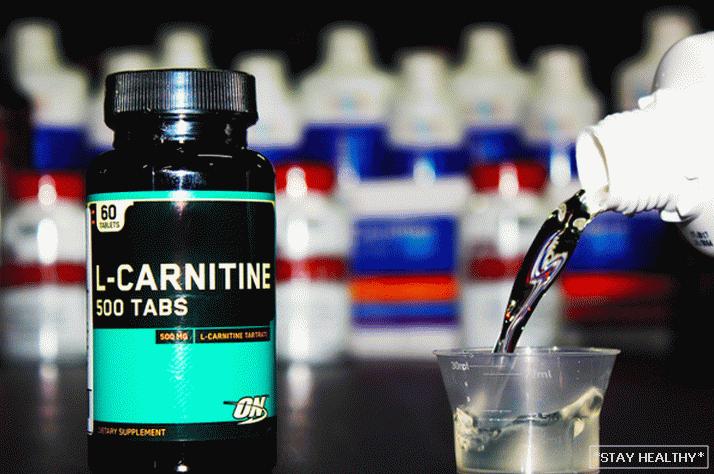 da l-karnitin s hipertenzijom