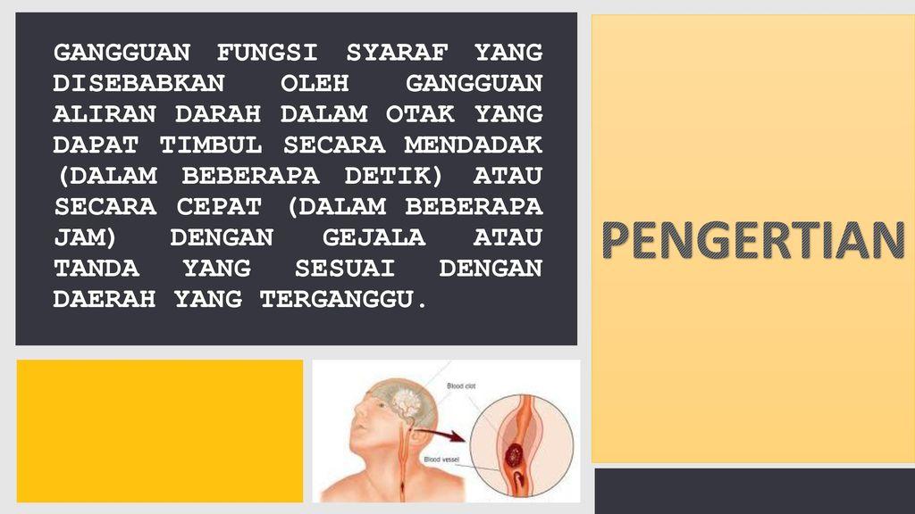 cerebrovaskularni akcident hipertenzije
