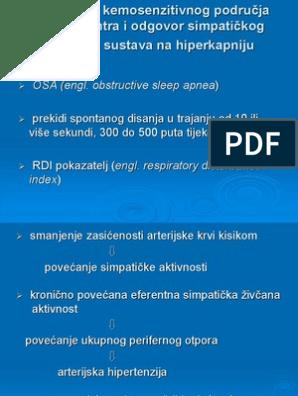 hipertenzija od ronjenja)