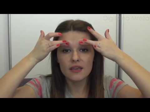 akupunkturne točke za liječenje hipertenzije