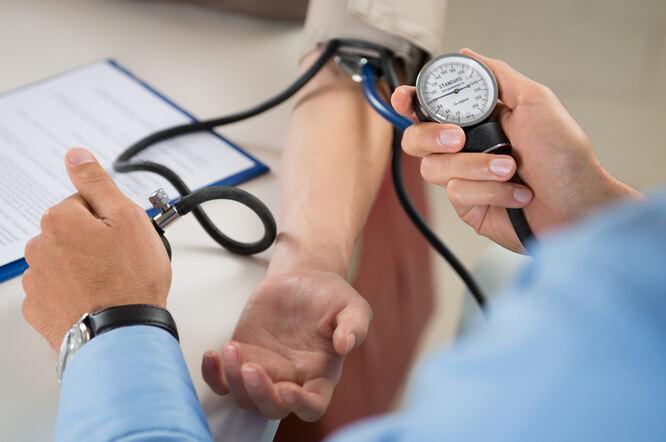 hipertenzija u šetnju