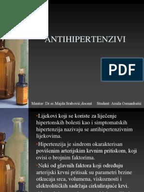 bakra u liječenju hipertenzije)