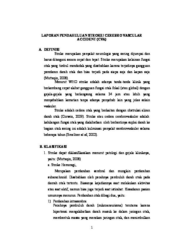 Moždani udar - Wikipedia