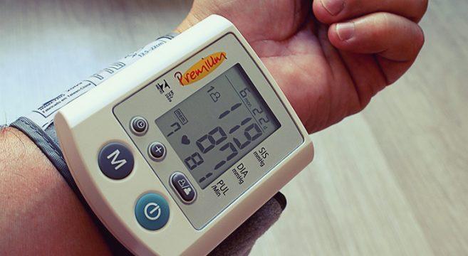 hipertenzije, visoka temperatura korist hoda za hipertenziju