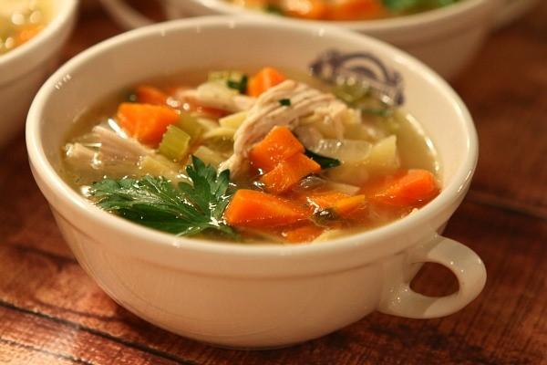 pileća juha s hipertenzijom)
