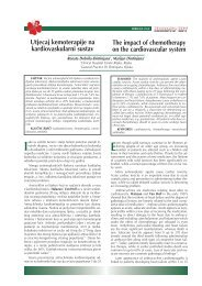 stupanj 3 hipertenzije i bradikardija