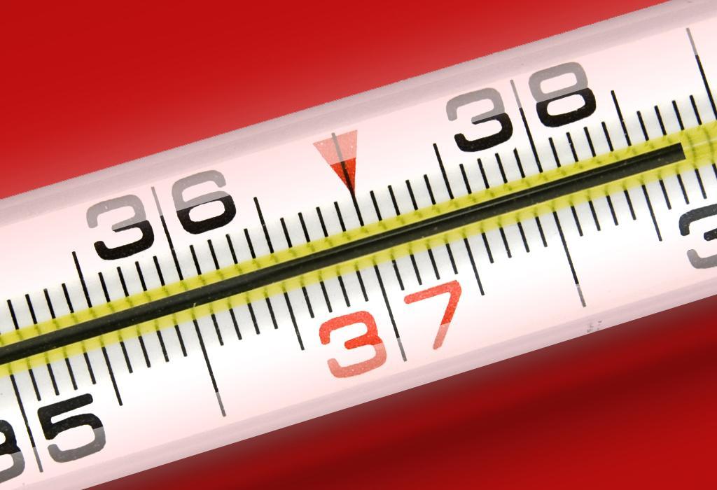 temperatura i hipertenzija)