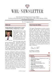 Newsletter za bolesnike s hipertenzijom