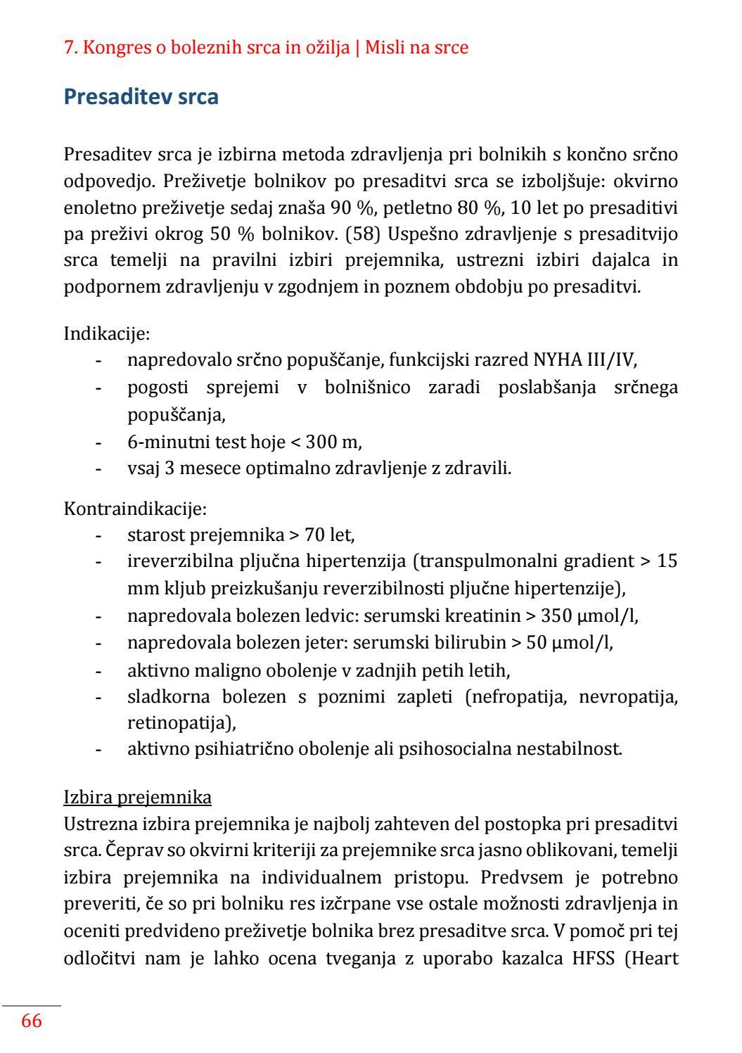 hipertenzija 3- razred)