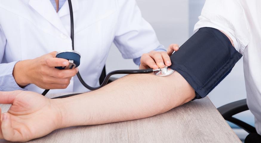točke na tijelu za liječenje hipertenzije