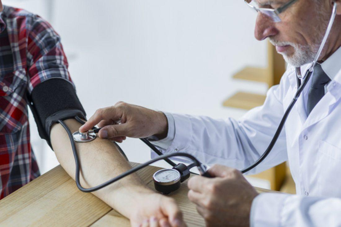 učinci visokog krvnog tlaka, ako se ne liječi)
