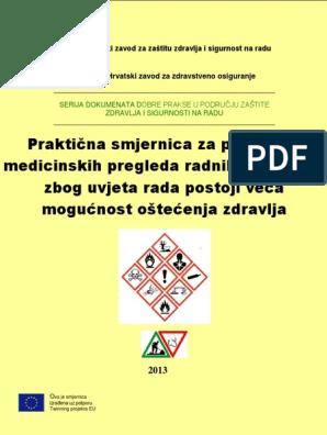 u certifikatima pisanom hipertenzije