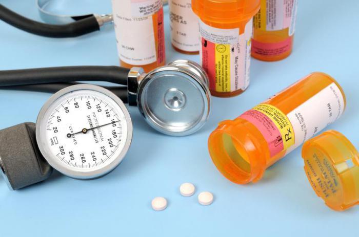 različiti lijekovi protiv hipertenzije)