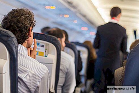 leteći zrakoplov hipertenzije