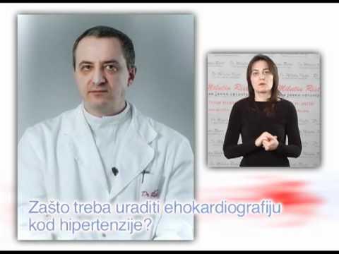 crveni hipertenzija kist