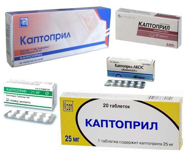 moderne tablete za hipertenziju