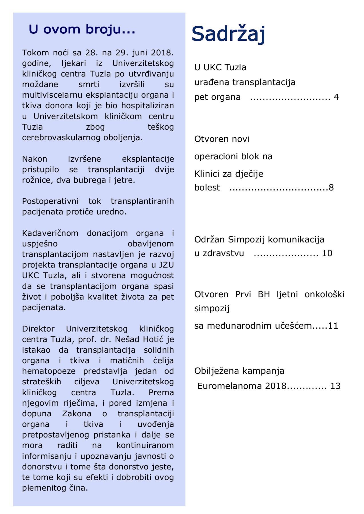 Postupnik: uzimanje uzorka krvi za renin | Klinička bolnica