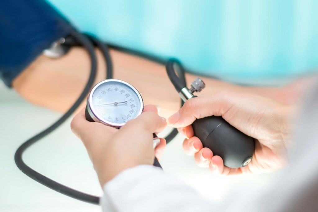 hipertenzija je patologija