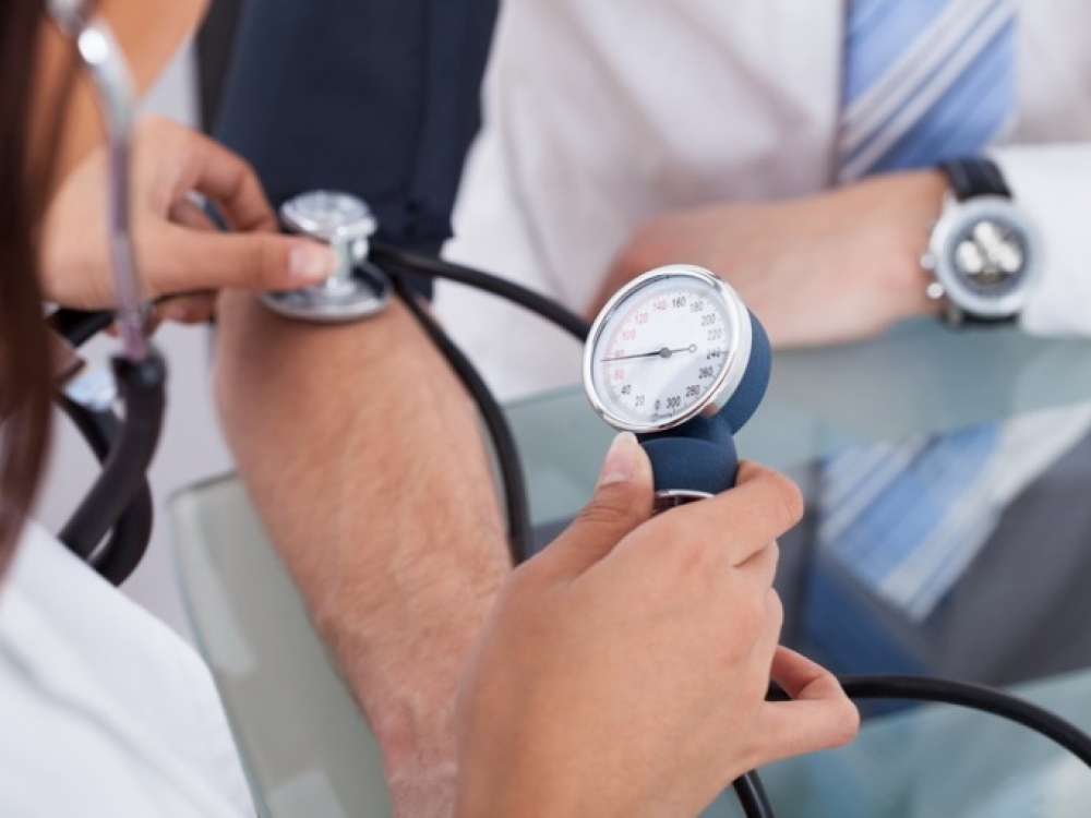 hipertenzija na plašt