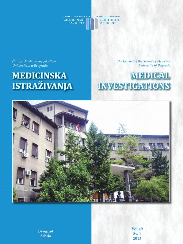 istraživanja hipertenzija programa)