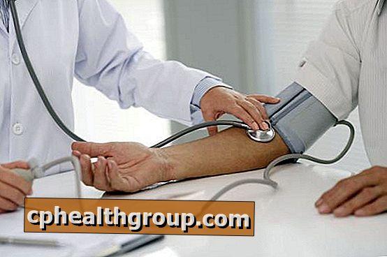 kako bi se utvrdilo da osoba ima visoki krvni tlak)