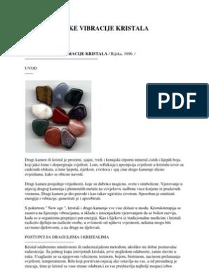 kristal liječenje hipertenzije
