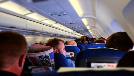 Letovi zrakoplova i hipertenzija