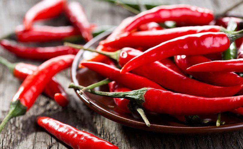 mogu li jesti ljute papričice u hipertenzije)