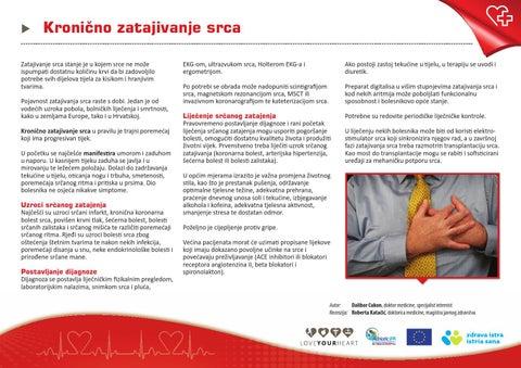 na uređaju za obradu hipertenzije)