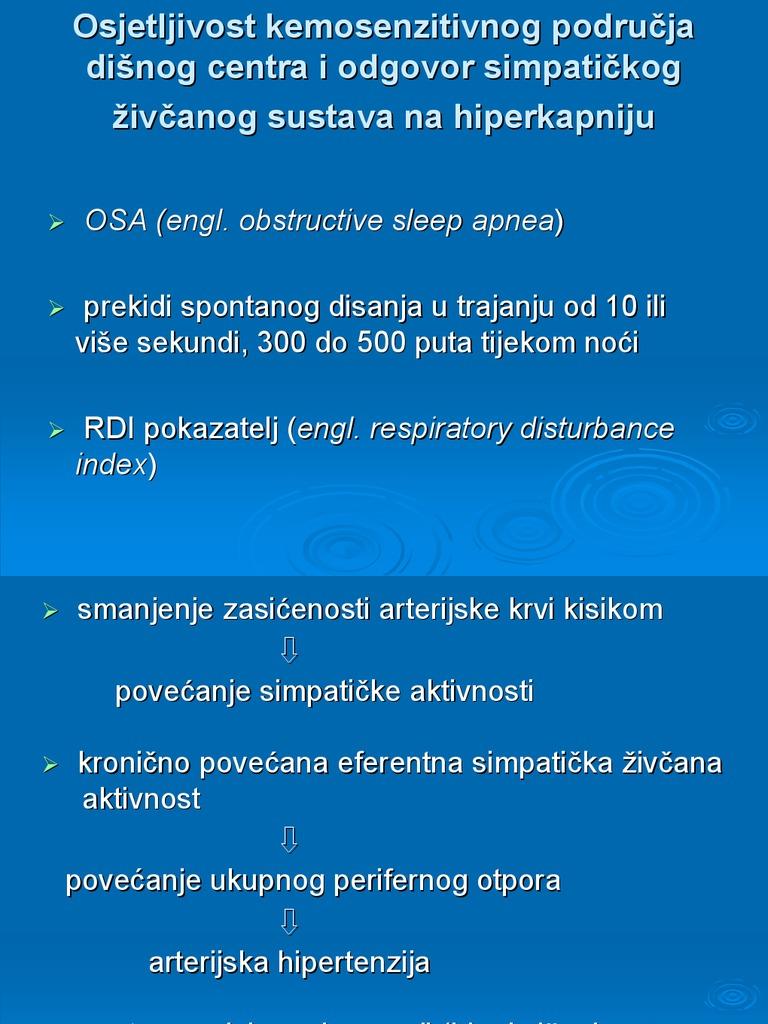 pitanje-odgovor na hipertenzije