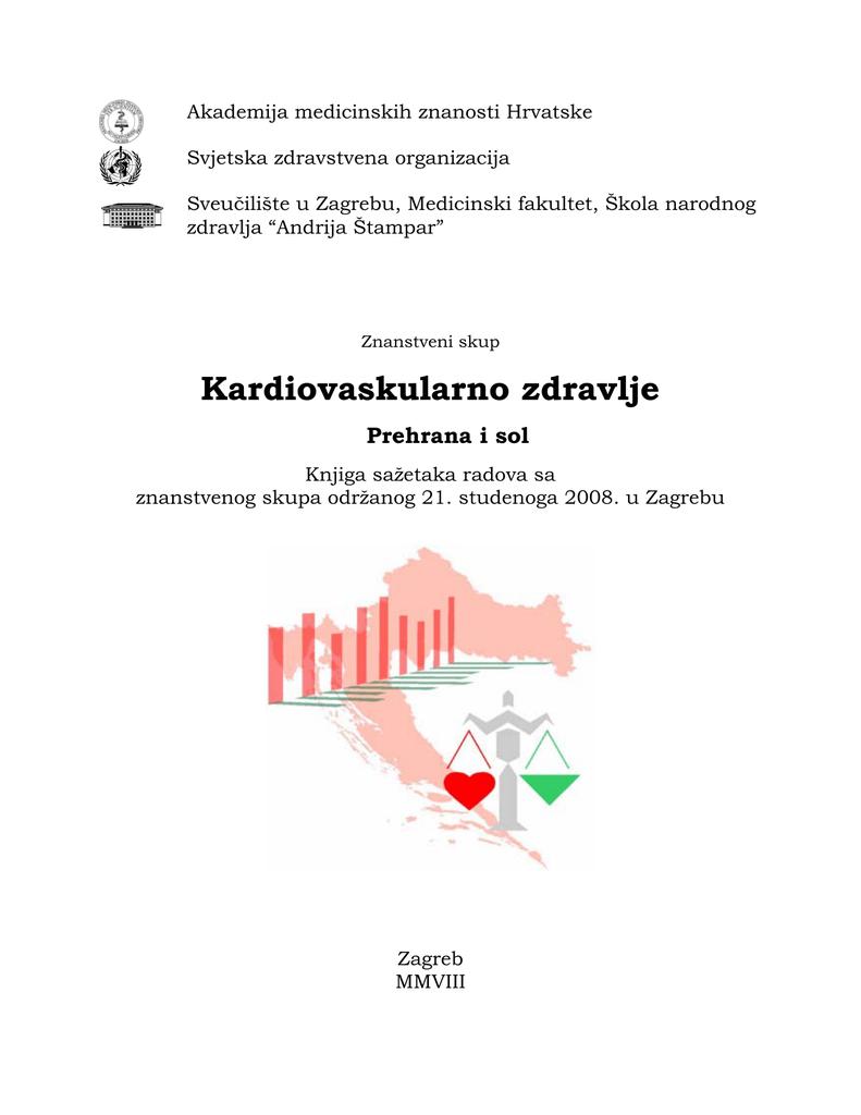 povezane sa statusom hipertenzija)