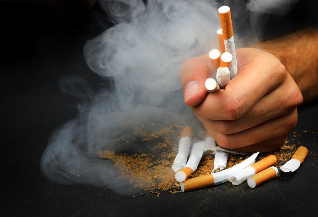 pušenje je uzrok hipertenzije)